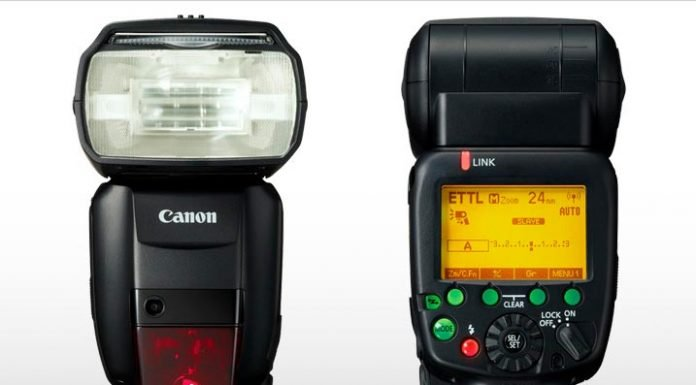 Canon-Flash