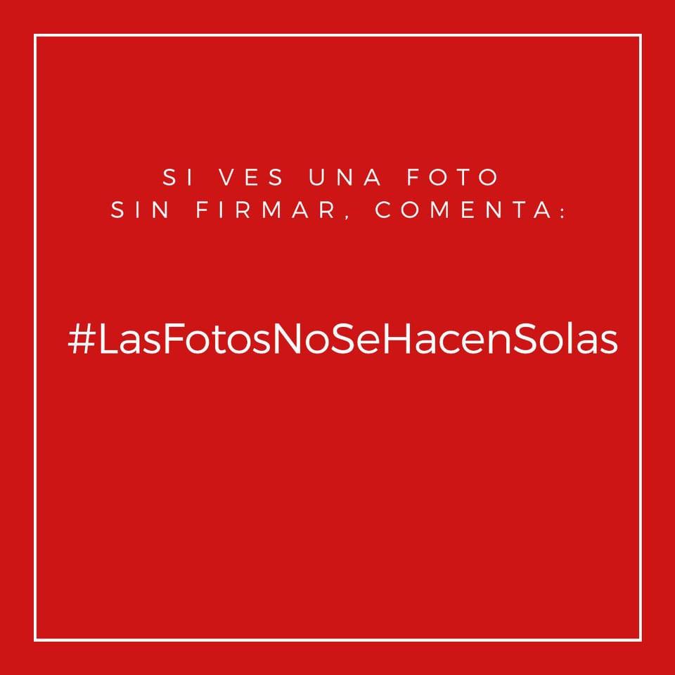 #lasfotosnosehacensolas