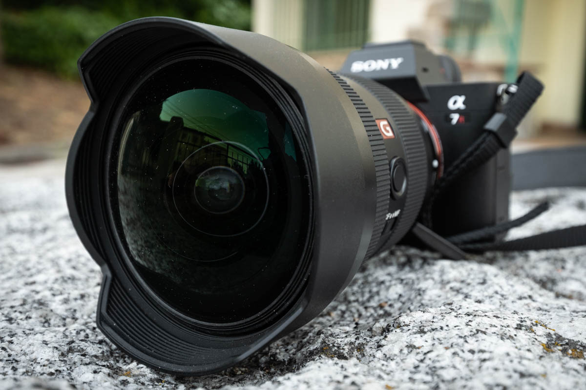 Sony 12-24 mm f2,8 gm-4