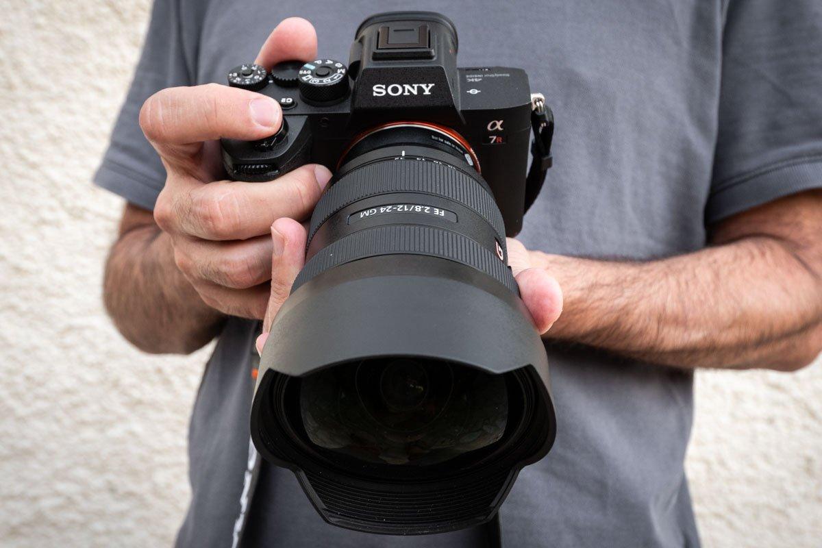 Sony 12-24 mm f2,8 gm-8