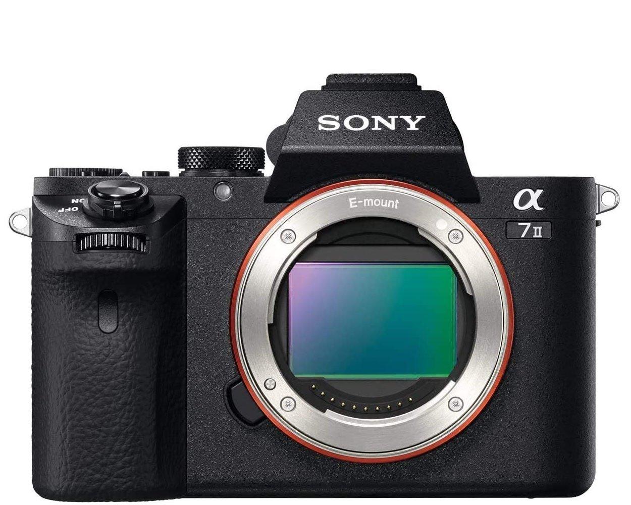 Sony A7 II base de datos