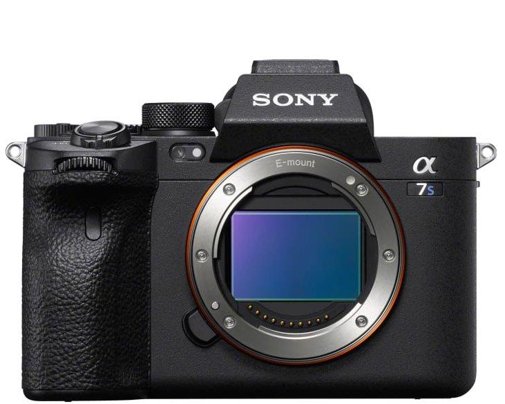 Sony A7S III base de datos