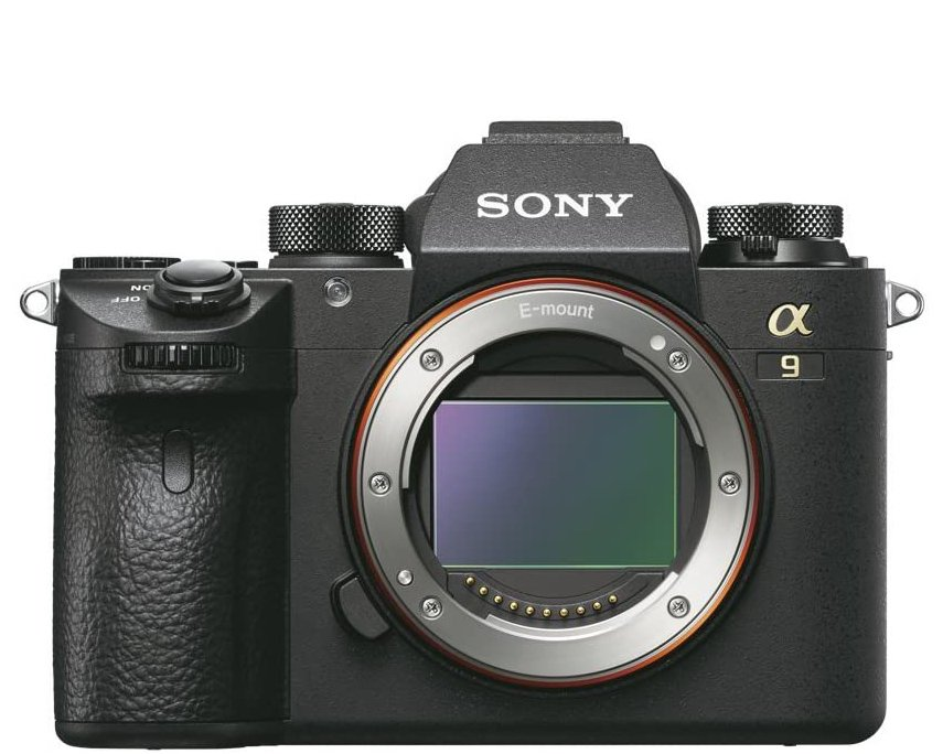 Sony a9 base de datos