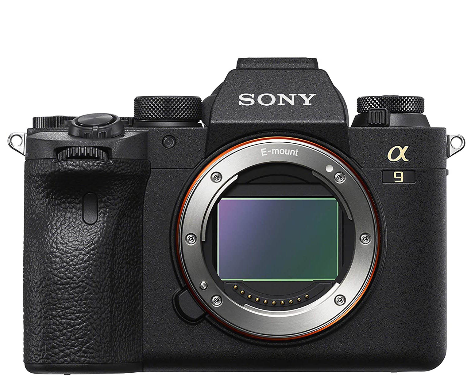 Sony A9 II base de datos