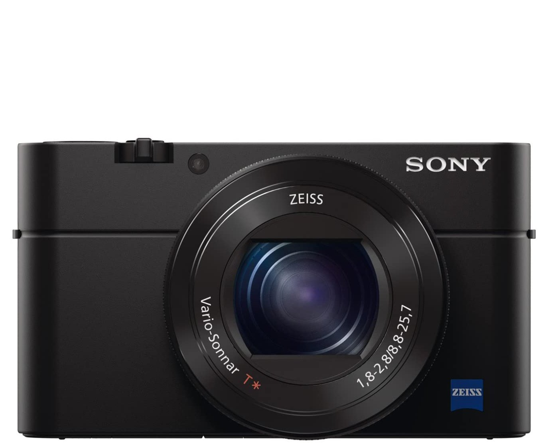 Sony RX100 IV base de datos