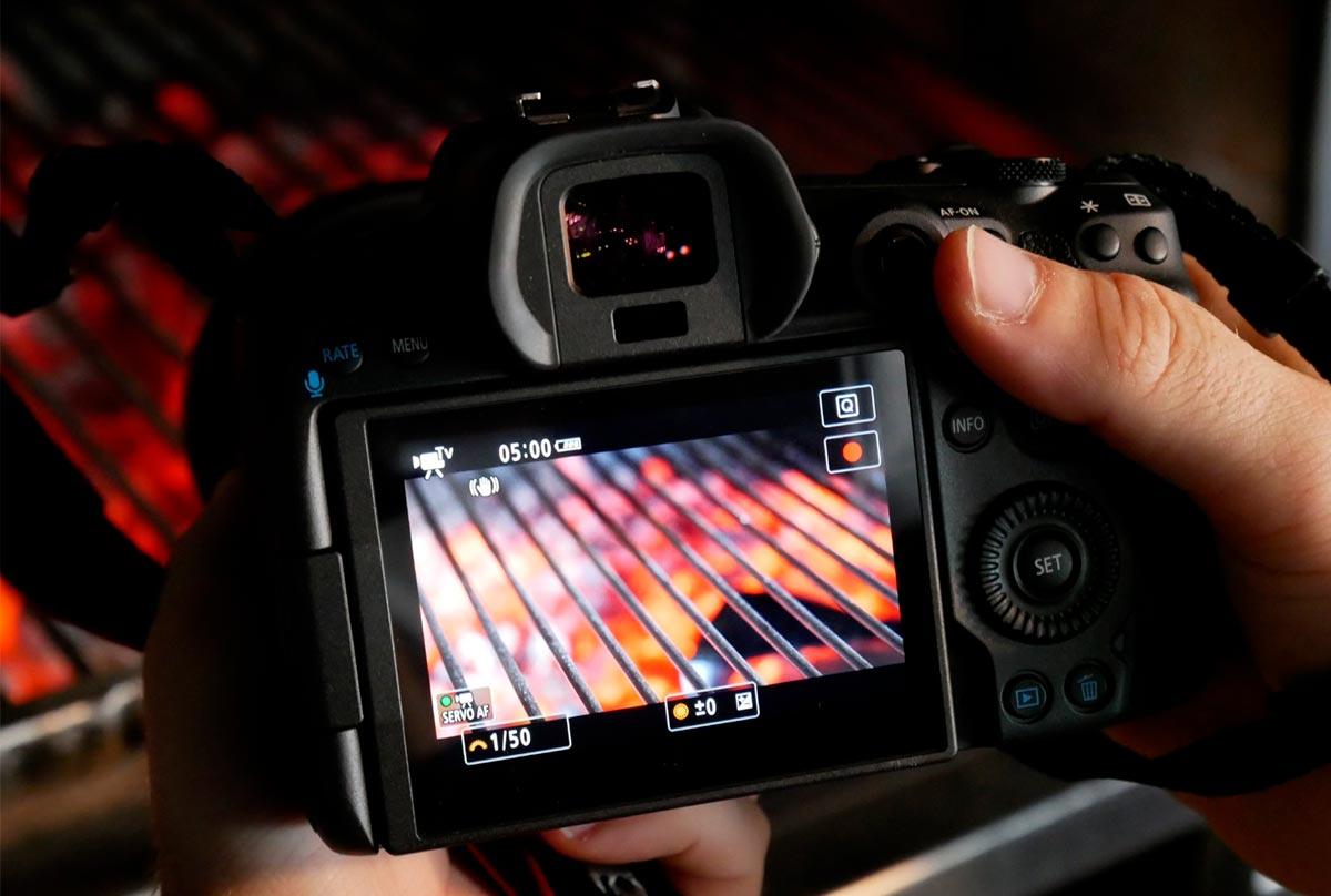 Canon-R5-video-calor