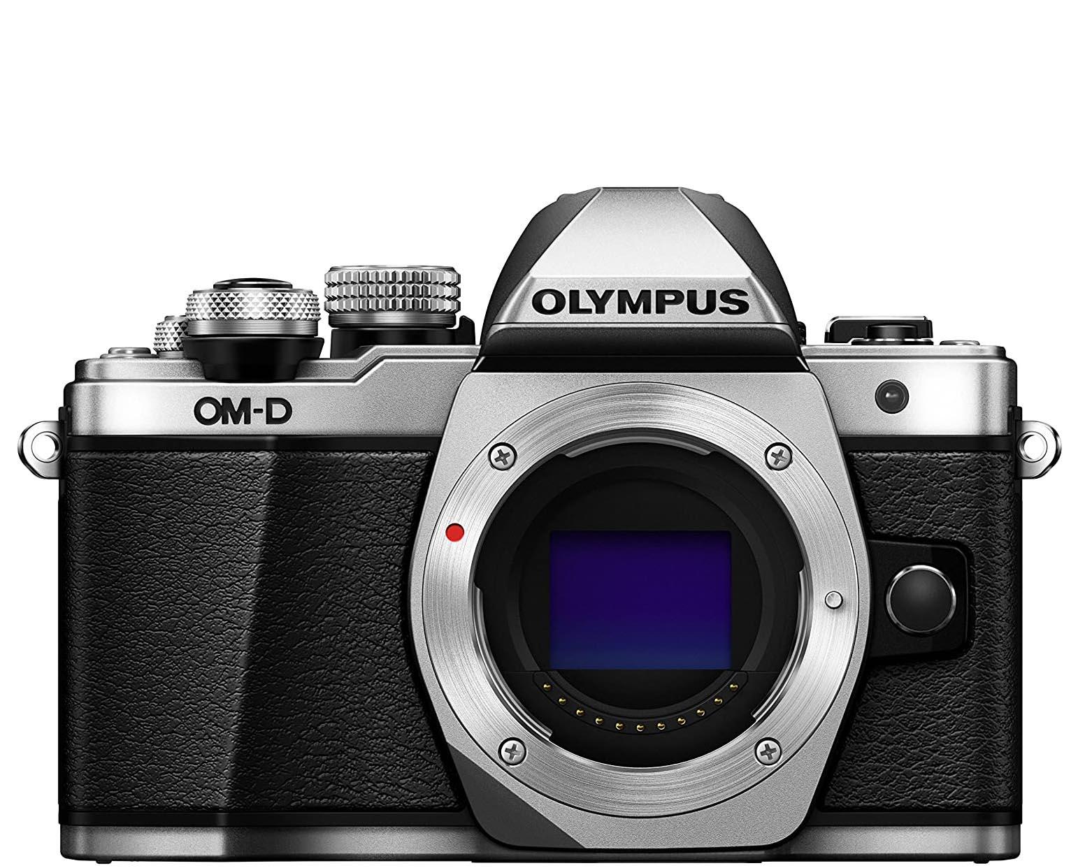 Olympus E-M10 III base de datos