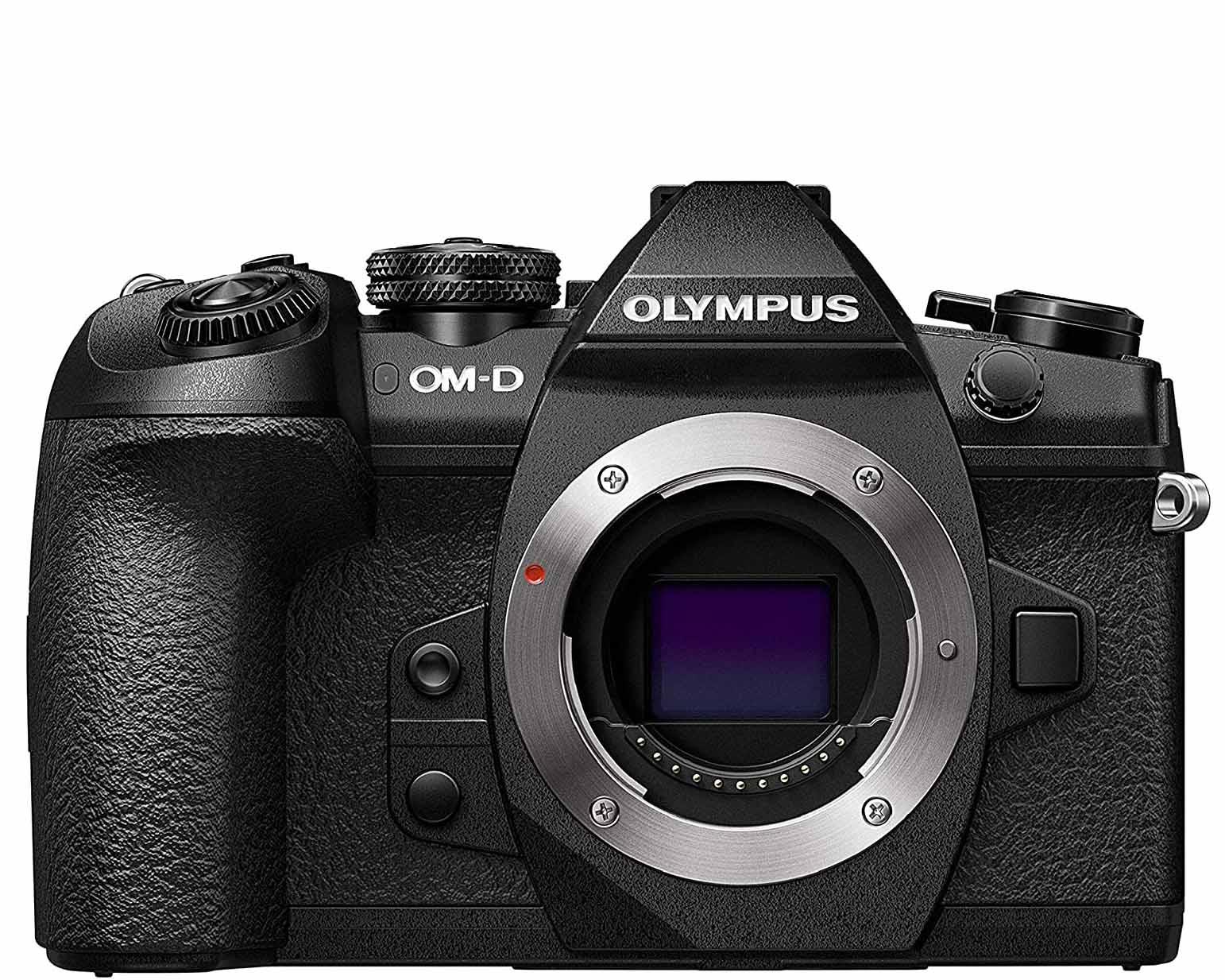 Olympus OM D M1 Mark II