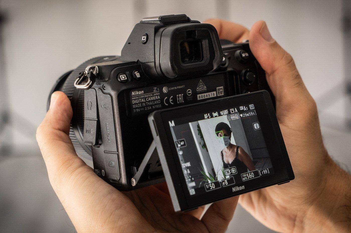 Nikon Z5-15