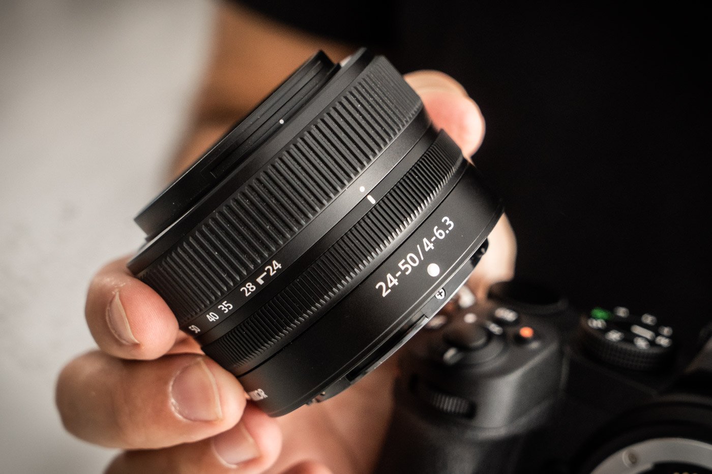 Nikon Z5-16