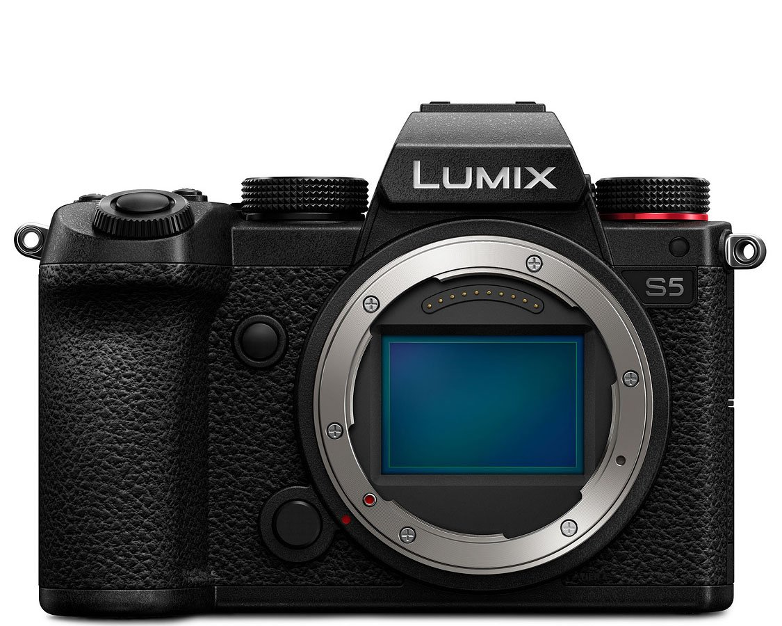 Panasonic Lumix S5 base de datos