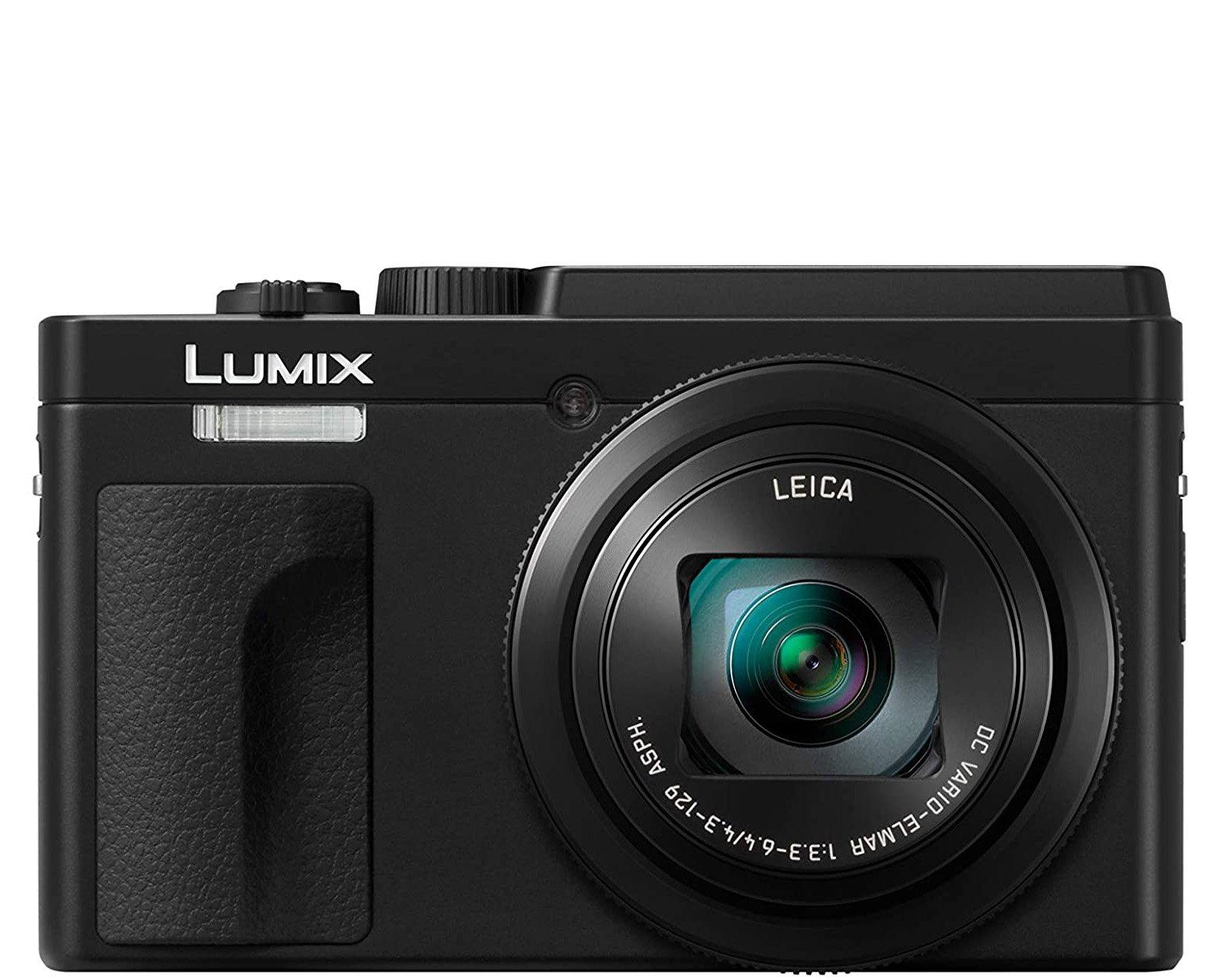 Panasonic Lumix TZ95 base de datos