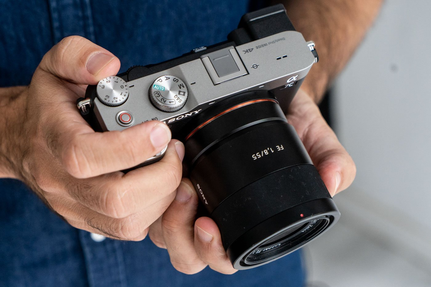 Sony A7C-16