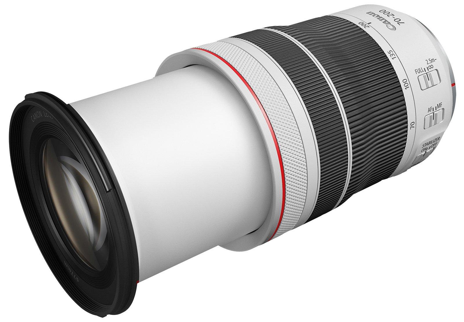 Canon 70-200 f4 RF