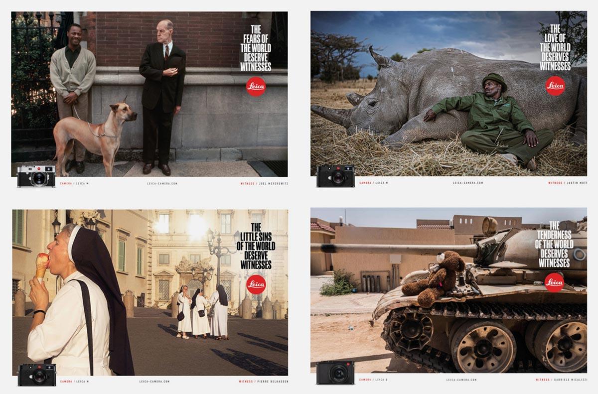 """El mundo necesita testigos"""" Leica reivindica la importancia de la  fotografía para celebrar sus 150 años - PHOTOLARI"""