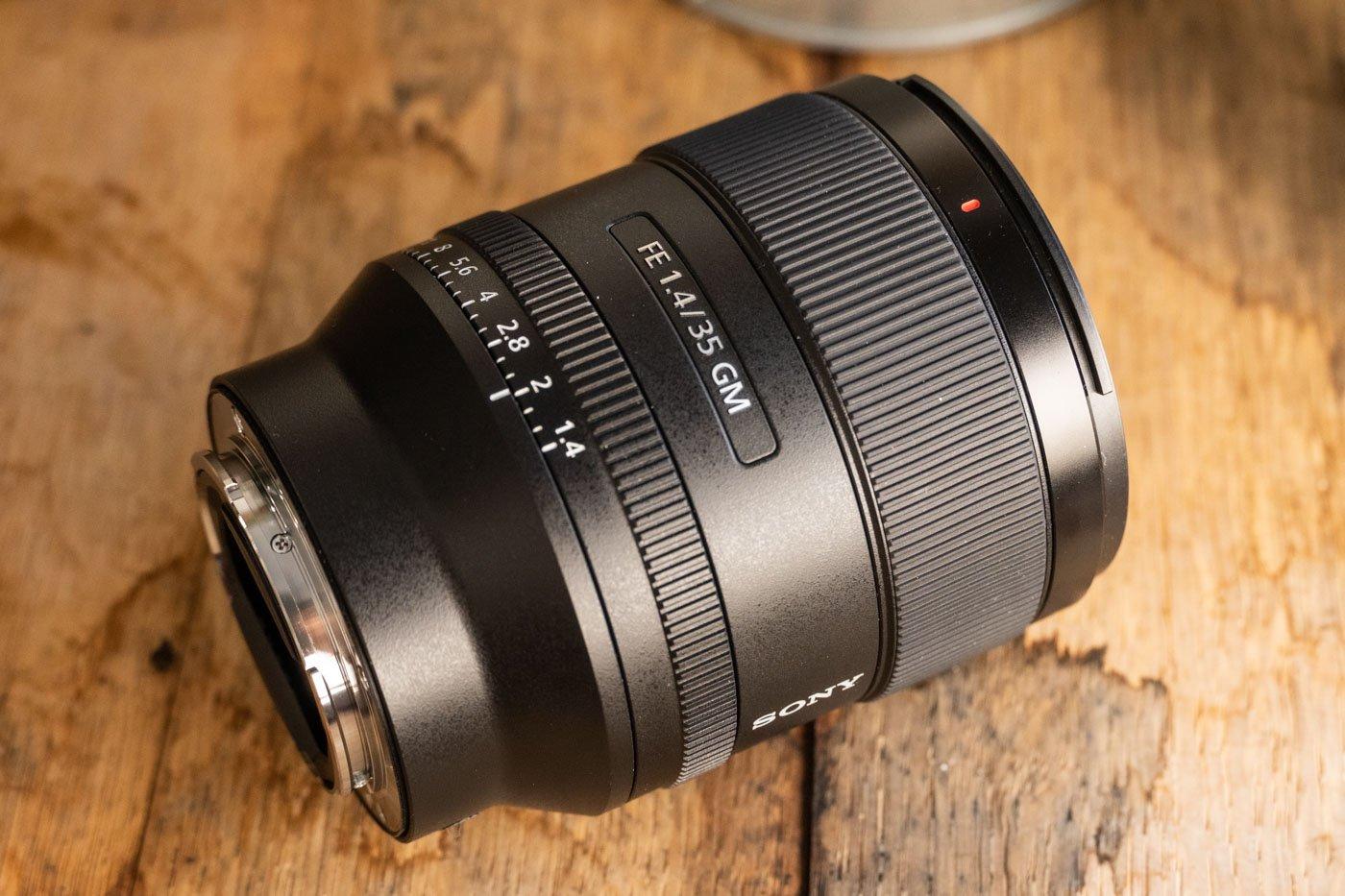 sony 35mm f1,4 gm-1