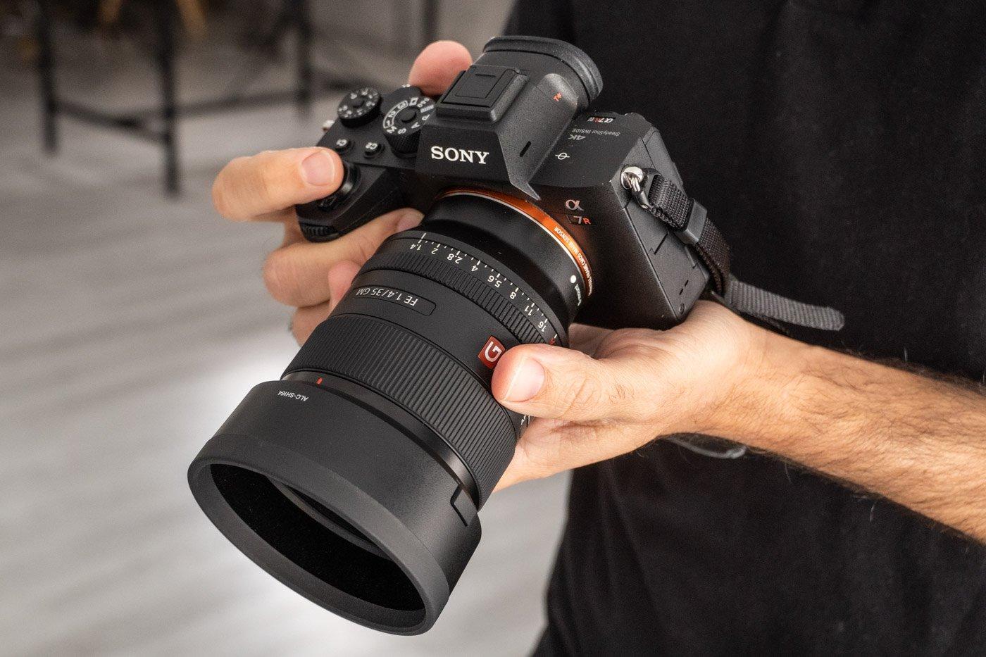 sony 35mm f1,4 gm-8