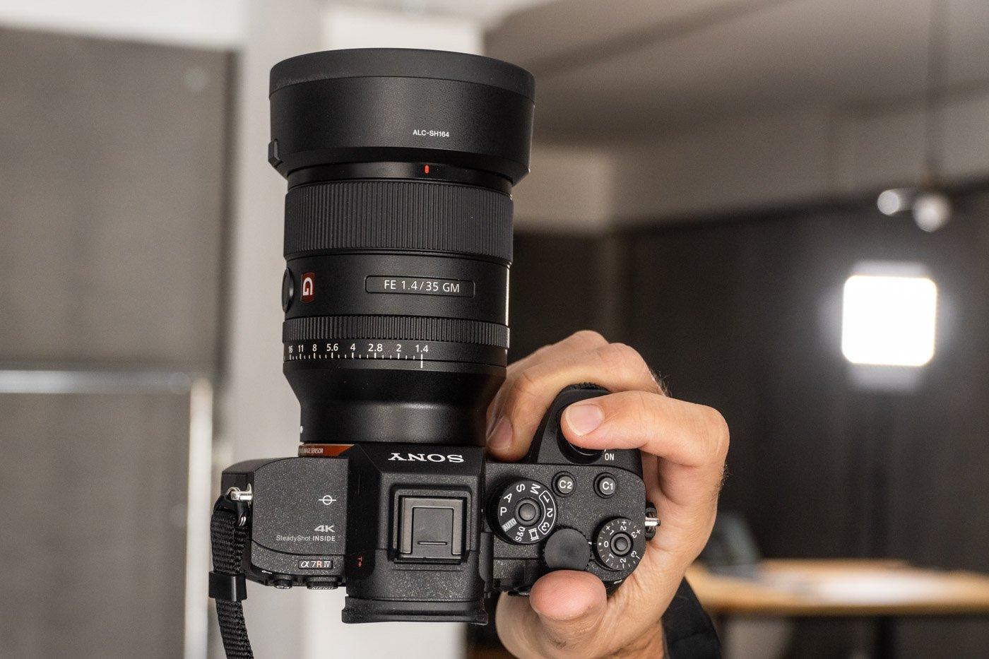 sony 35mm f1,4 gm-9