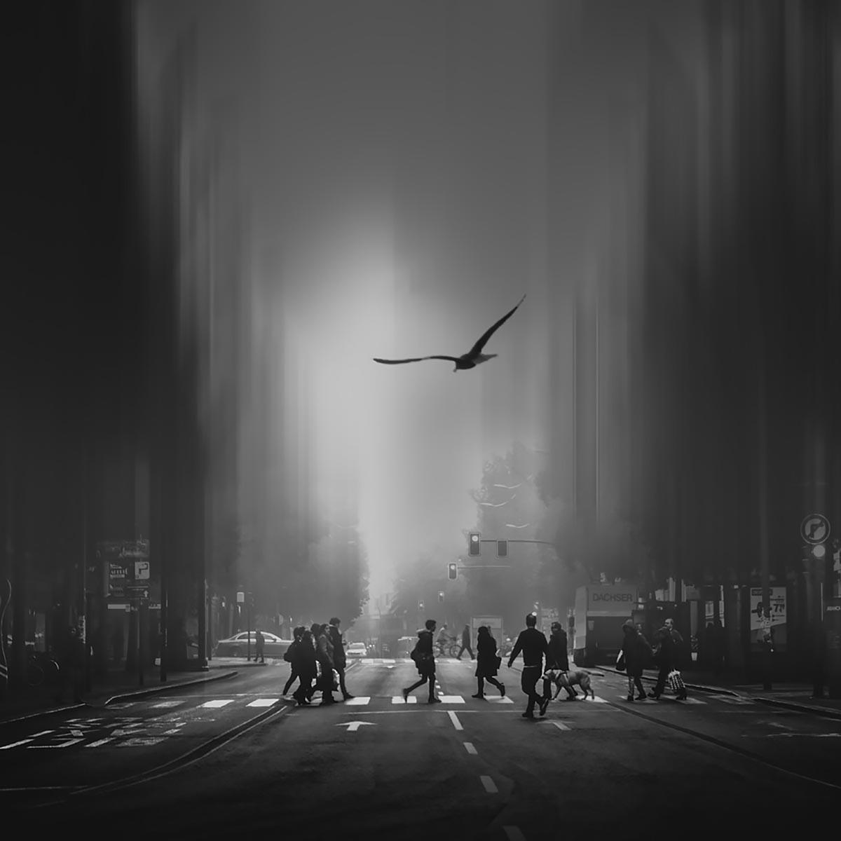 Mariano Belmar – Segundo puesto categoría fotomontaje amateur