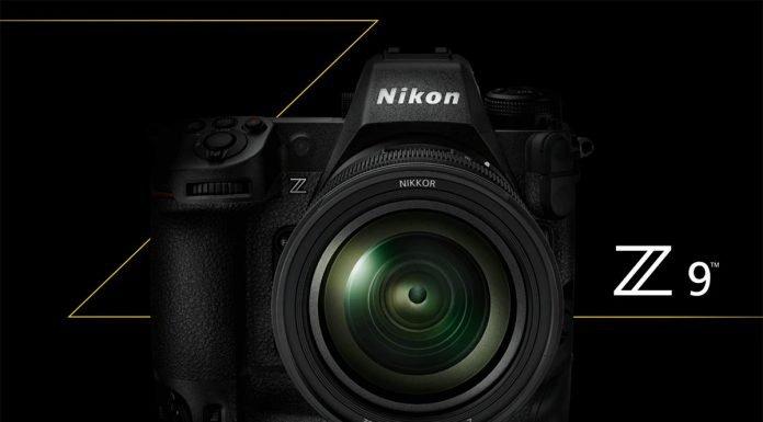 Nikon Z 9 -desarrollo