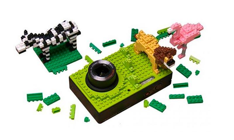 Pentax-Lego