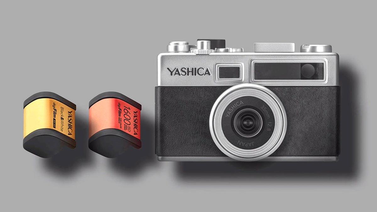 Yashica-Y35