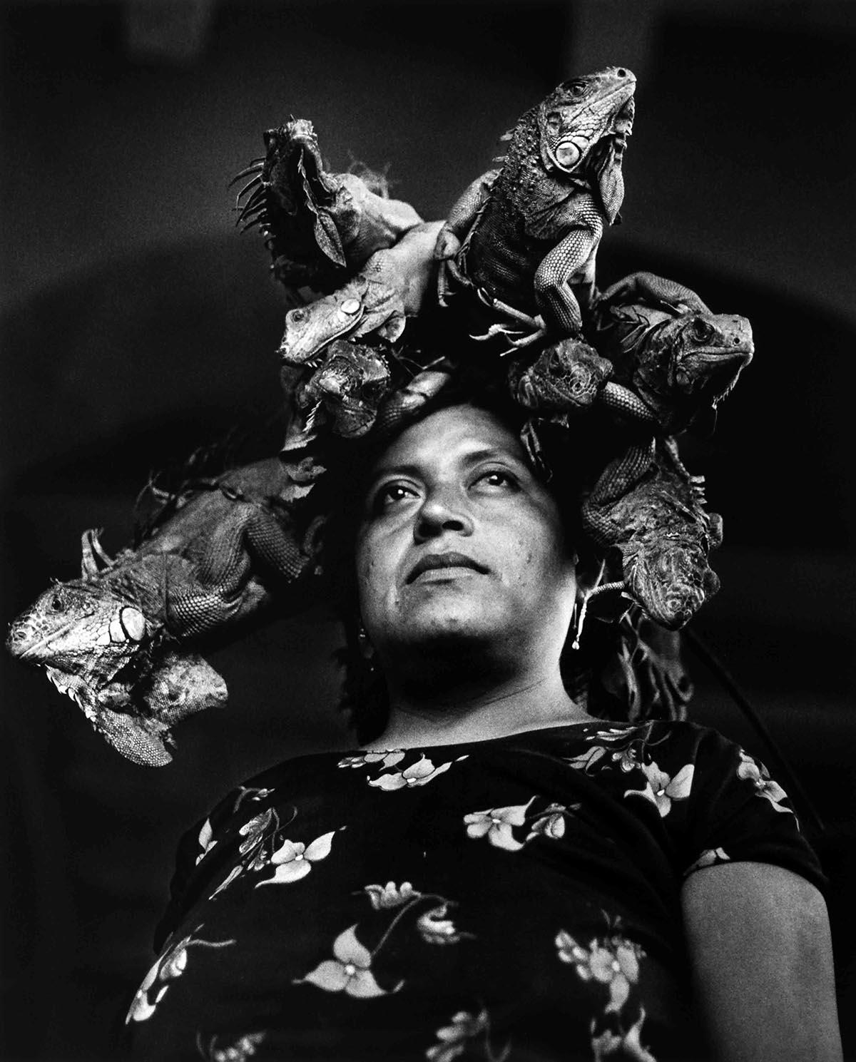Nuestra Senora de las Iguanas, Juchitan, Mexico, 1979