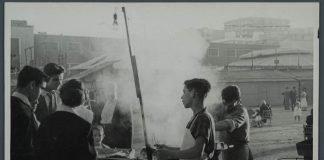 Fotografía tomada hacia 1914-1950