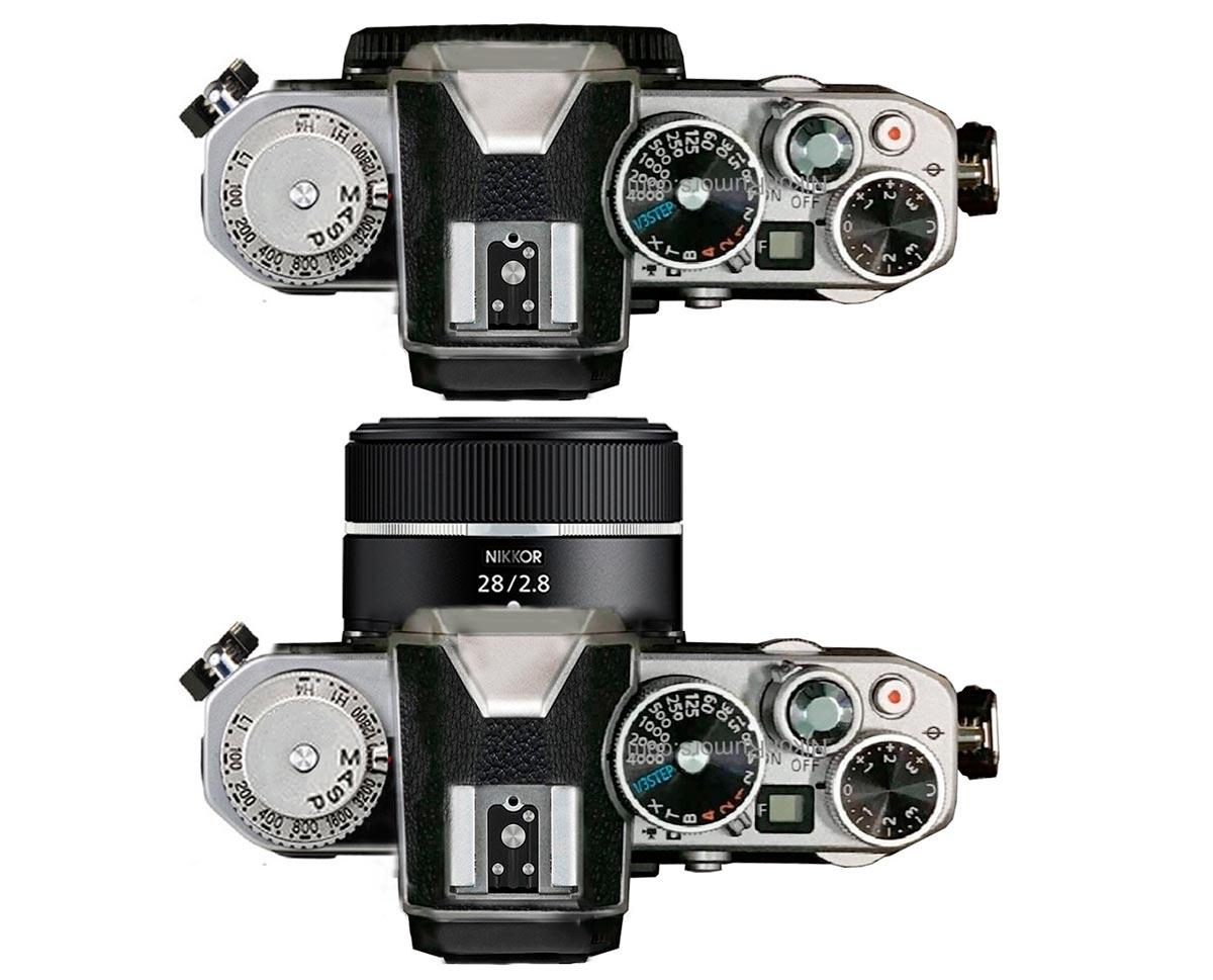 Nikon-Z-retro-mock-up