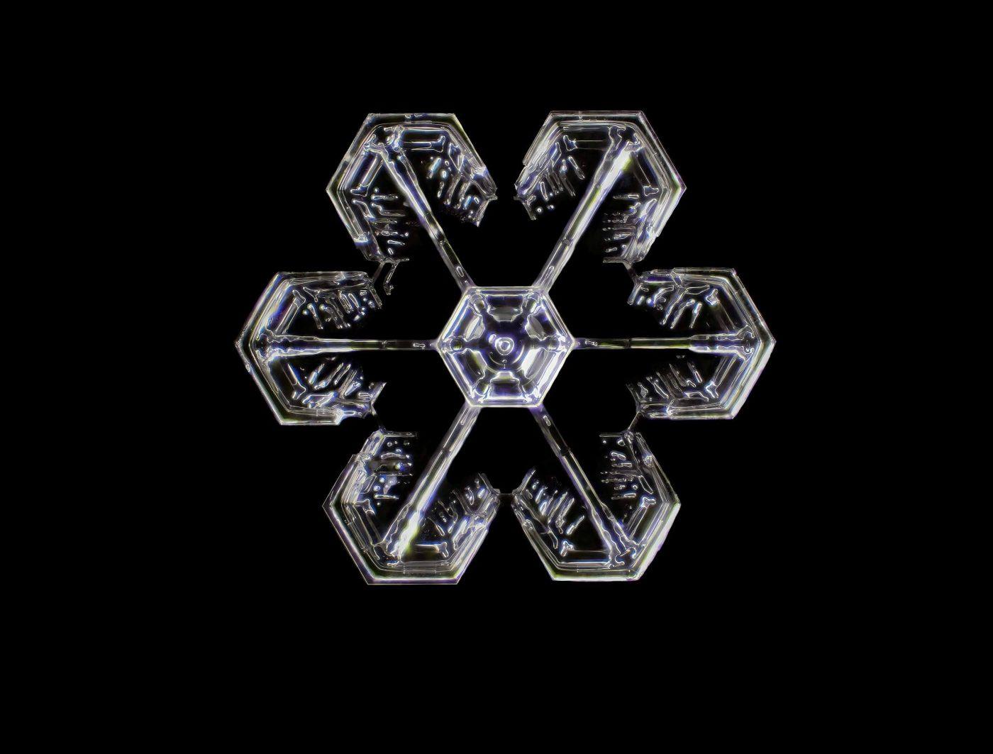 14-Snowflake