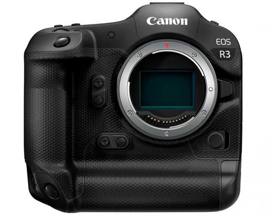 Canon EOS R3 – Base de datos