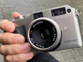 Contax G1 (foto Carlos M. del Río)